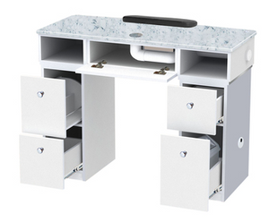 Nova I Manicure Table W/ Exhaust