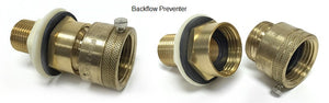 Pedicure Spa Backflow Preventer