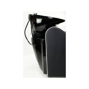 Belgrade Reclining Shampoo Backwash Unit