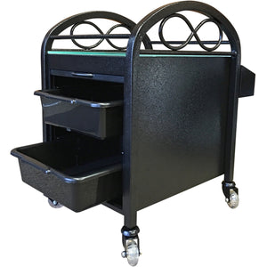 Continuum Accessory Cart / Pedicure Trolley - PediSpa.com