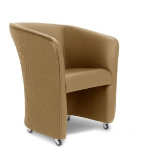 Chiq Tube Chair - PediSpa.com