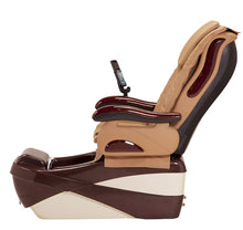 Chocolate 777 SE Pedicure Chair - PediSpa.com