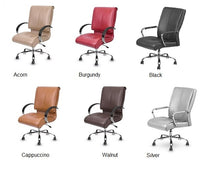 Customer, Technician, Reception, Office Chair - 5 Colors - PediSpa.com