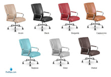 Classic Customer, Reception, Office Chair - 7 Colors