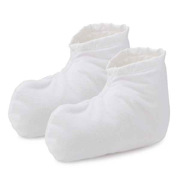 Paraffin Booties - Terry Cloth