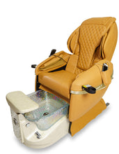 Diva Deluxe Pedicure Spa - 7 Color Choices - Full Body Massage