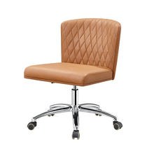 Nail Salon Technician Chair with Back