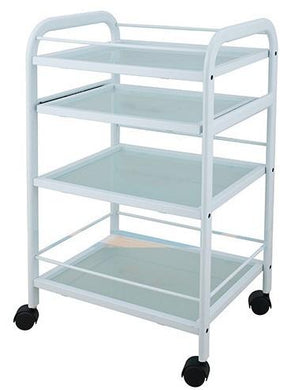 Extend Salon Trolley - Pull-Out Shelf