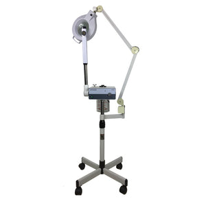 Facial Steamer w/ Magnifying Lamp - PediSpa.com