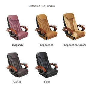 Fior II Pedicure Spa Chair