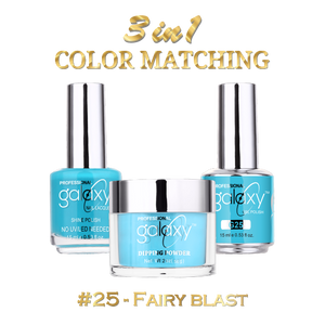 95 Color Set - Matching Nail Polish, Gel Polish and Dipping Powder