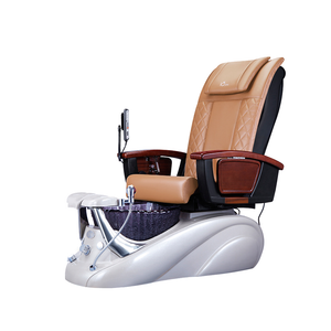 B8 Pedicure Spa Chair, Cappuccino