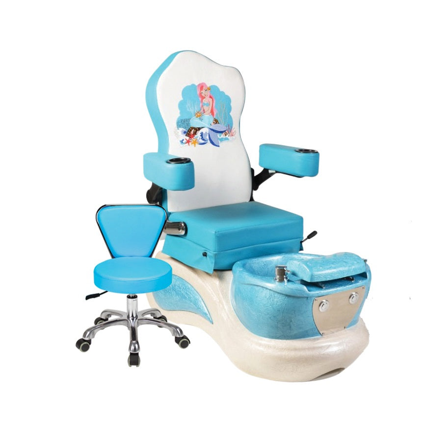 Little Mermaid Pedicure Spa for Kids