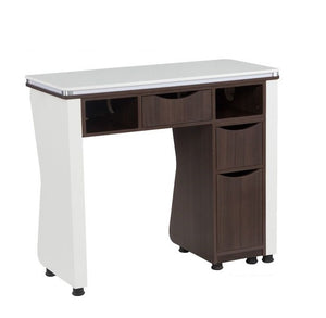 Moonstone Manicure Table