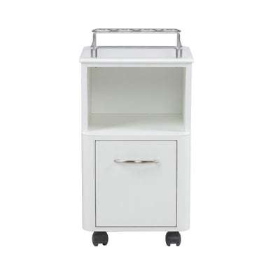 Mod Pedicure Cart - White