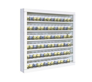 Stunning Dipping Powder Wall Rack  - Gray, White or Black