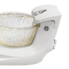 PRO PSD 500 Glass Pedicure Bowl