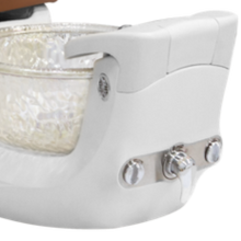 PRO 500 Pedicure Spa, Discharge Pump, Vent System Included