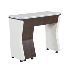 NV310 White Manicure Table