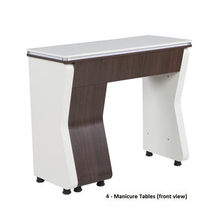 NV Manicure Nail Table