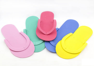 Pedicure Foam Slippers - 360 Pairs