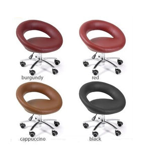 Saucer Pedicure Stool - 4 Colors - PediSpa.com