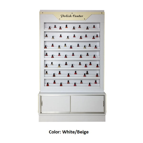 Nail Polish Display Center Large 365 Bottles