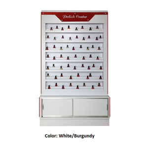 Nail Polish Display Center - Holds 364 Bottles