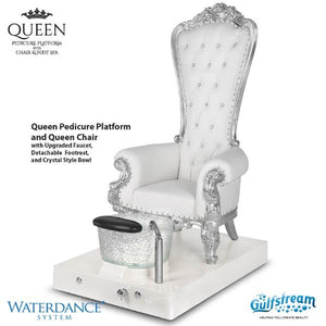 Queen Pedicure Chair Platform