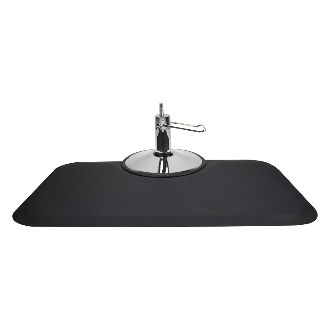 anti fatigue rubber hair salon mat