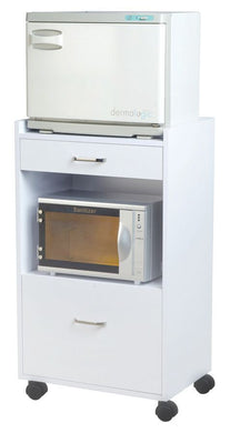 Hot Towel Cabinet, Sterilizer, Treatment Cart