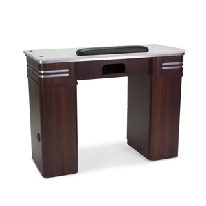Jat Manicure Nail Table - Vented - Manicure Table