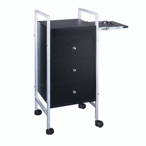 Salon Trolley with Service Tray