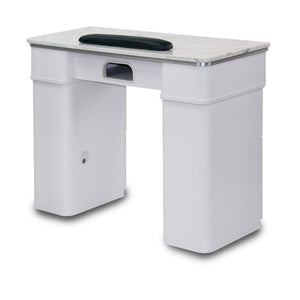 Bonny Manicure Table - Available with or without exhaust ventilation