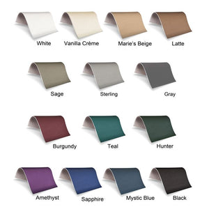Salon Stool Upholstery Colors