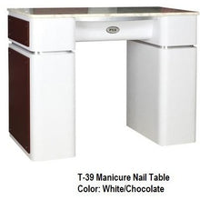 Manicure Nail Table T-39 - Manicure Table
