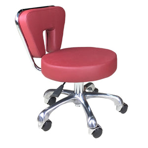 Pedicure Technician Stool - Multiple Colors