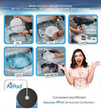 Waterdance System for Pedicure Spa Queen