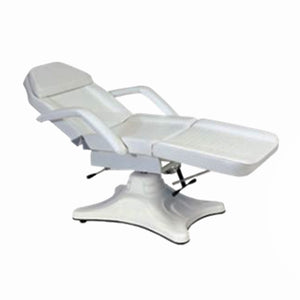 Hydraulic Facial Bed (Black or White) - PediSpa.com