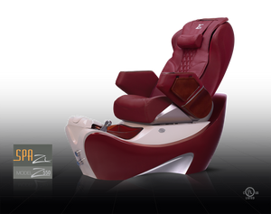 SpaZi 550 Pedicure Spa Chair