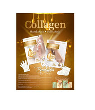 Collagen Hand Gloves / Mask (400 pk/cs)