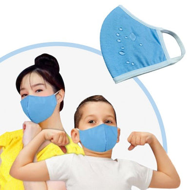 Waterproof Face Mask - 5 Pack