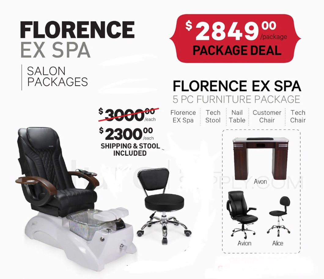 Florence Salon Package