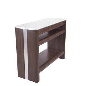 Mod Walnut UV Hands & Feet Dryer Station