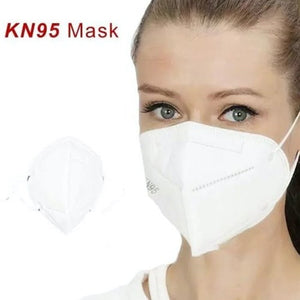 KN95 Respirator Face Mask - 50 Pack Box