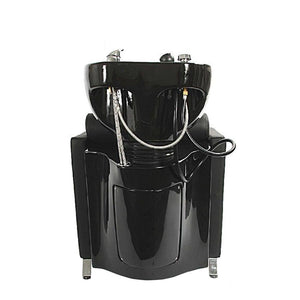 Brown or Black Shampoo Backwash Unit - PediSpa.com