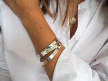 M A X I Sterling Silver Bangle ★