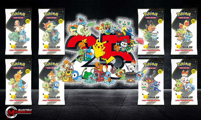 CELEBRATE 25 YEARS OF POKEMON