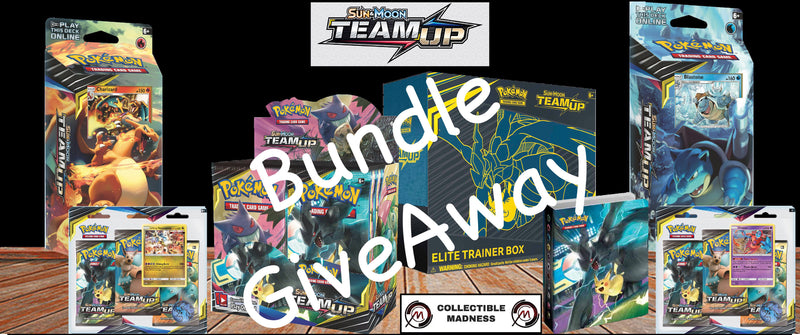 Team Up - GiveAway