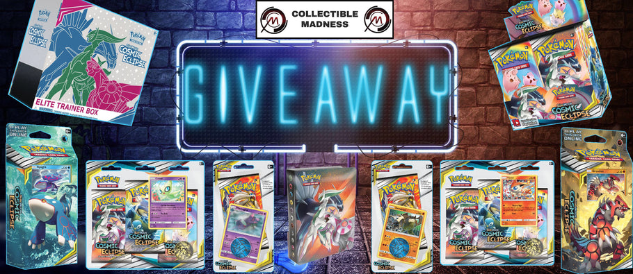 Cosmic Eclipse - HUGE GIVEAWAY !!!!!